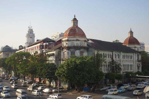 Reisebericht Myanmar Sehenswürdigkeiten Yangon