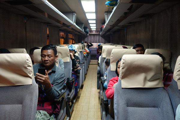 Reisebericht Myanmar Sehenswürdigkeiten Golden Rock