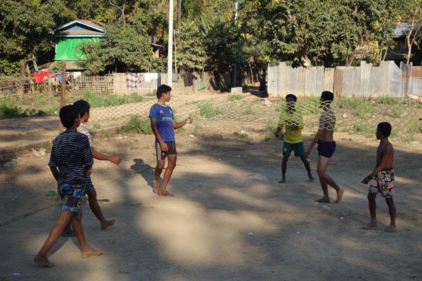 Reisebericht Myanmar Sehenswürdigkeiten Mrauk U Tempel