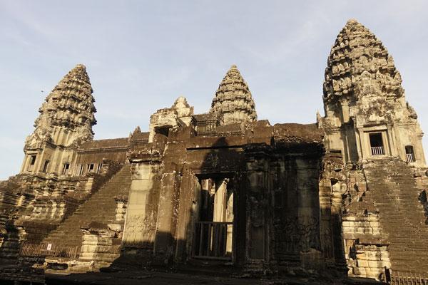 Reisebericht Kambodscha Sehenswürdigkeiten Angkor Wat