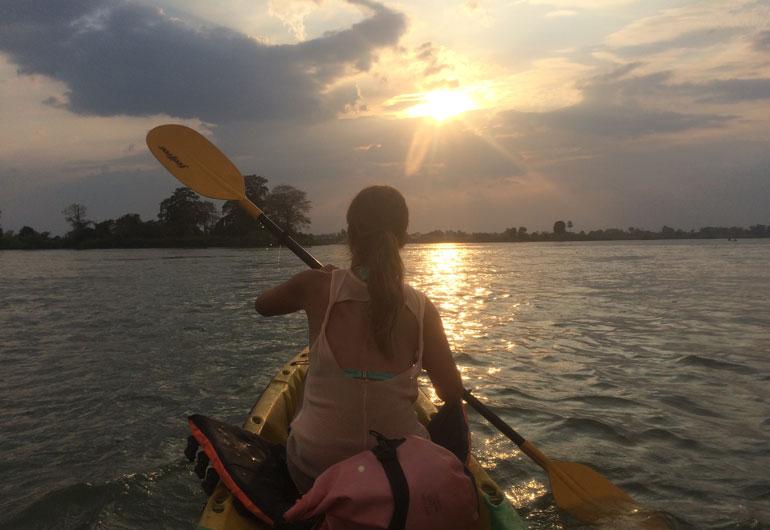 4.000 Islands in Laos – Entspannung auf Don Det