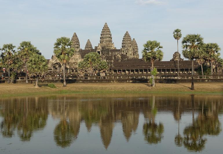 Angkor Wat – Die Stadt der Götter