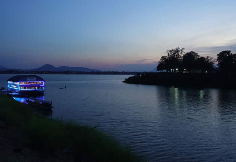 Pakse, Bolaven Plateau, Vat Phou Champasak