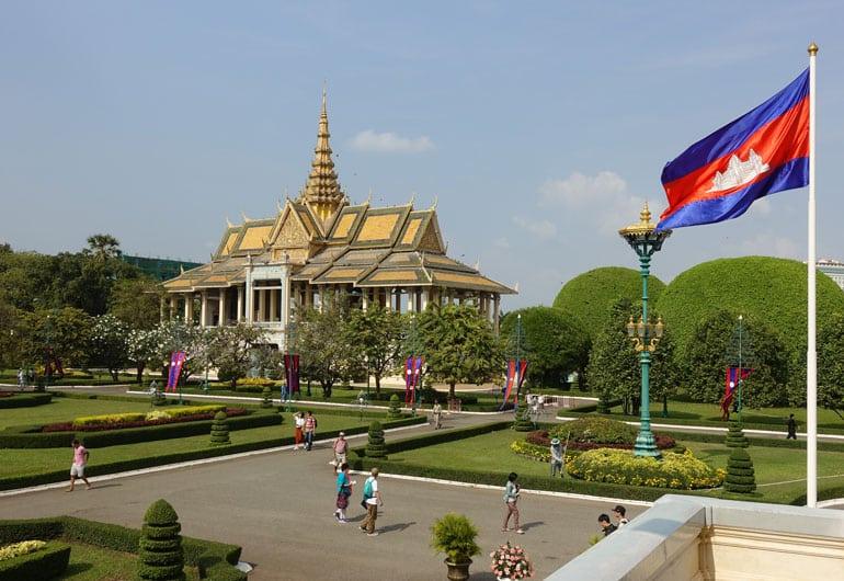 Phnom Penh – Die Perle Südostasiens?