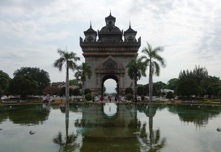 Vientiane – Die entspannteste Hauptstadt der Welt