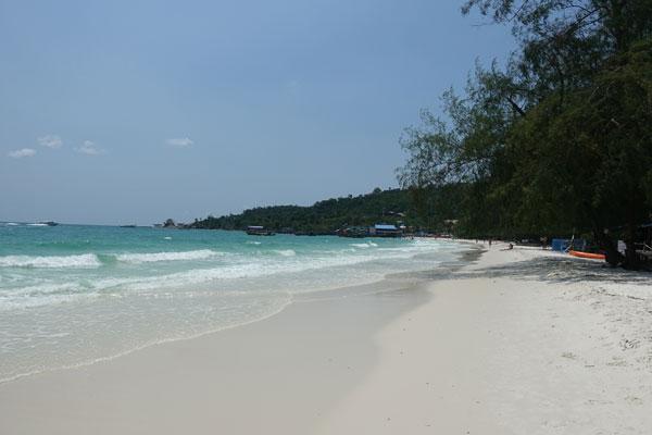 Reisebericht Kambodscha Sehenswürdigkeiten Koh Rong