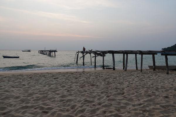 Reisebericht Kambodscha Sehenswürdigkeiten Koh Rong Sanloem