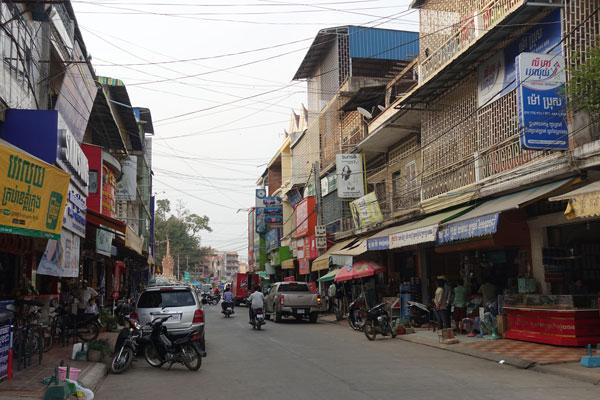 Reisebericht Kambodscha Sehenswürdigkeiten Kratie