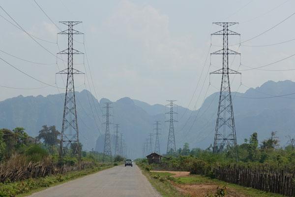 Reisebericht Laos Loop in Laos Tag-2-weg-nach-kong-lor