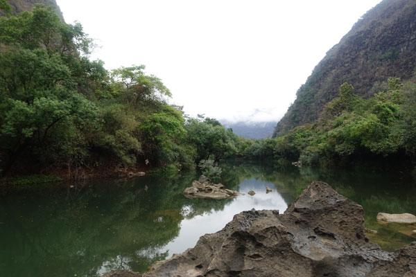 Reisebericht Laos Loop in Laos Tha-Fa-Lang