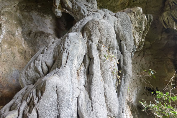 Reisebericht Laos Loop in Laos Tham-Xang-Elefantenhöhle