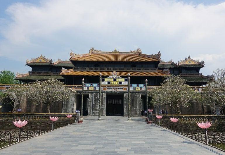 Hue – Die alte historische Kaiserstadt