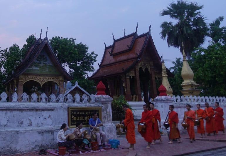Luang Prabang – die schönste Stadt Laos
