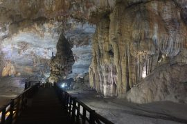 Reisebericht Vietnam Sehenswürdigkeiten Phong Nha Nationalpark Paradise Cave