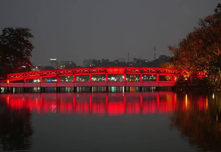 Sehenswürdigkeiten in Hanoi – Ein charmant-chaotische Stadt