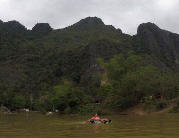 Reisebericht Laos Sehenswürdigkeiten Vang Vieng