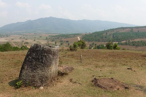 Reisebericht Laos Sehenswürdigkeiten Ebene-der-Tonkruege-Jarsite-2-Aussicht