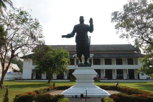 Reisebericht Laos Sehenswürdigkeiten Kuang Prabang