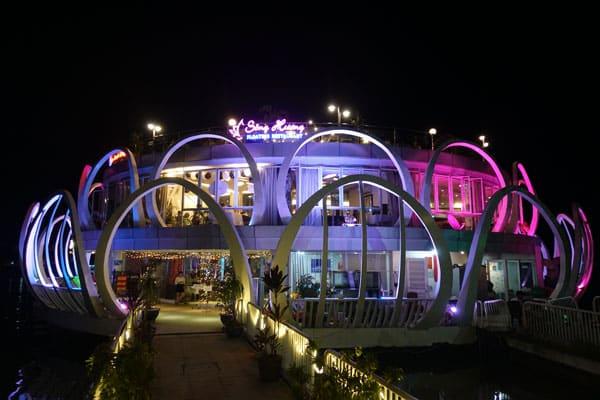 Reisebericht Vietnam Sehenswürdigkeiten Hue Stadtbild nachts