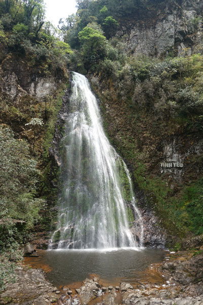 Reisebericht Vietnam Sehenswürdigkeiten Sapa Tagestour-2-Love-Waterfall