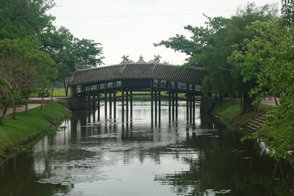 Vietnam Thanh Toan Brücke