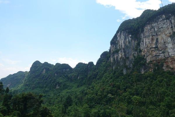 Reisebericht Vietnam Sehenswürdigkeiten Phong Nha Nationalpark unterwegs