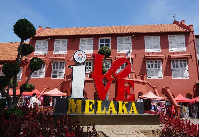 Tagesausflug in die historische Altstadt von Malakka