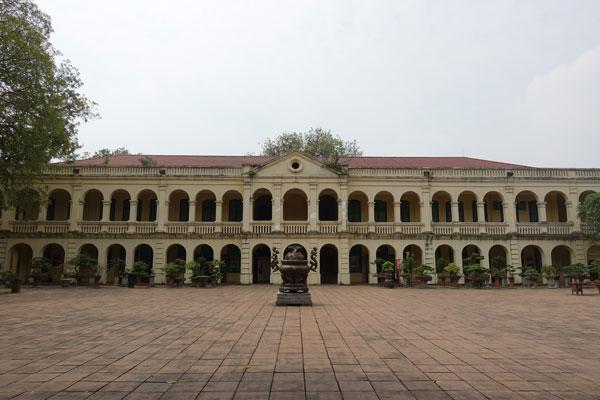 Sehenswürdigkeiten in Hanoi Reiseberichte Rundreise Vietnam