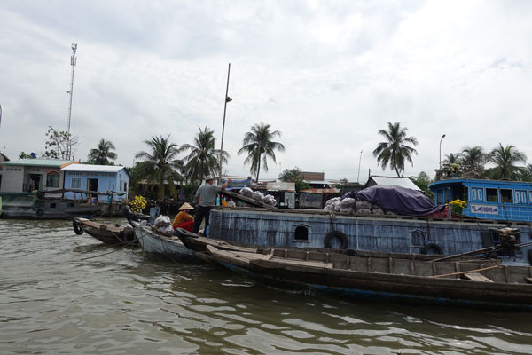 Tagestour Mekong Delta und Cai Be Floating Markets