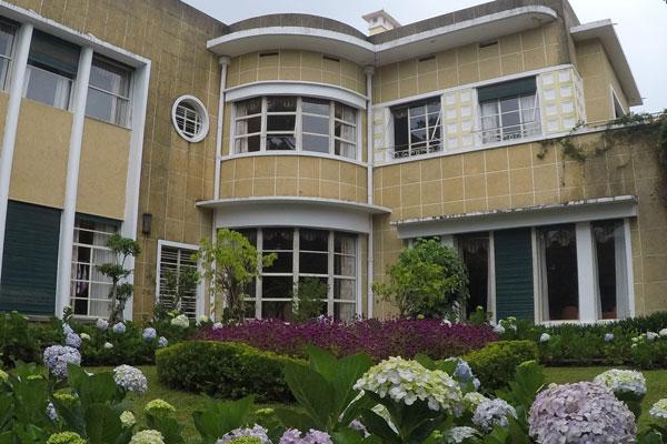Reisebericht Vietnam Sehenswürdigkeiten Da Lat Bao Dai Palace