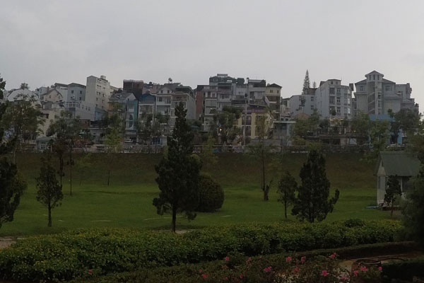 Reisebericht Vietnam Sehenswürdigkeiten Da Lat Stadtbild
