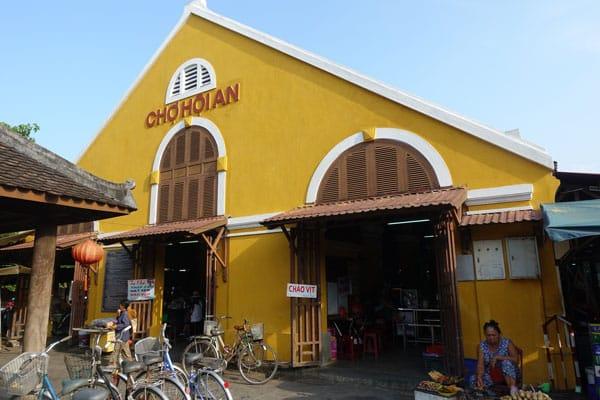 Reisebericht Vietnam Sehenswürdigkeiten Hoi An Altstadt Markt Streetfood