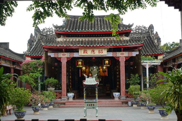 Reisebericht Vietnam Sehenswürdigkeiten Hoi An Altstadt weitere Häuser