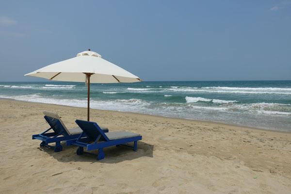 Reisebericht Vietnam Sehenswürdigkeiten Hoi An An Bang Beach