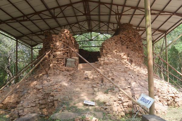 Reisebericht Vietnam Sehenswürdigkeiten Hoi An My Son Tempelgruppe F