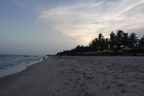 Reisebericht Vietnam Sehenswürdigkeiten Mui Ne Beach