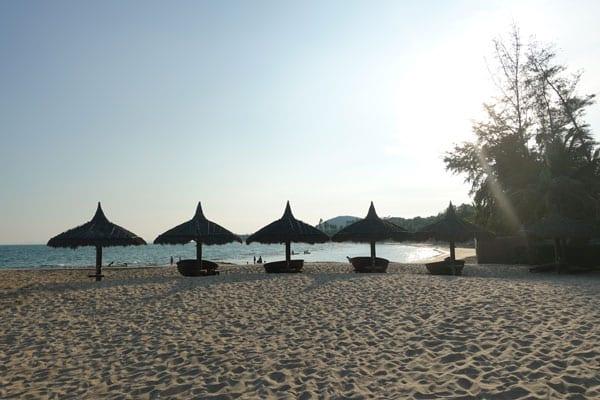 Reisebericht Vietnam Sehenswürdigkeiten Mui Ne Strand Cliff Resort
