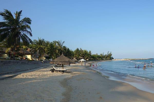 Reisebericht Vietnam Sehenswürdigkeiten Mui Ne Strand Phu Hai Resort bis Lotus Resort