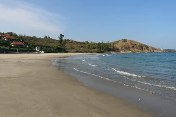 Reisebericht Vietnam Sehenswürdigkeiten Mui Ne Strand Romana Resort