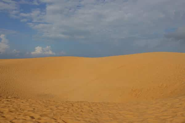 Reisebericht Vietnam Sehenswürdigkeiten Mui Ne Sunrise Sanddünen Tour rote Dünen