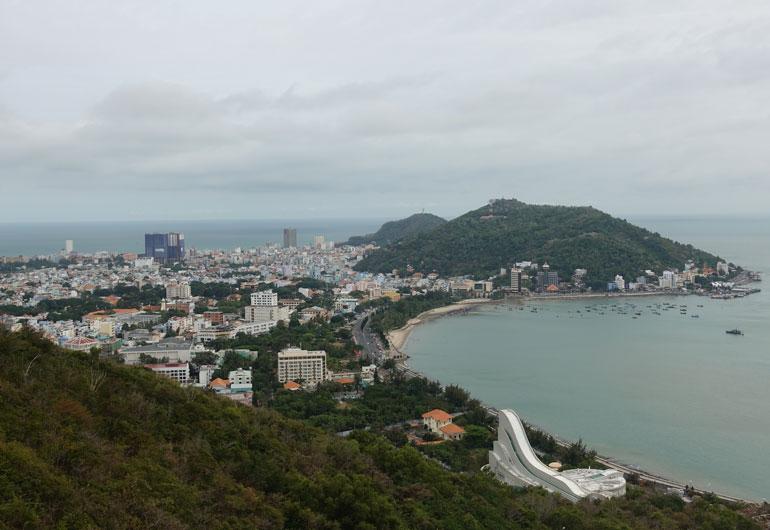 Vung Tau in Vietnam – Ferienhalbinsel mit Strand und Freizeitpark