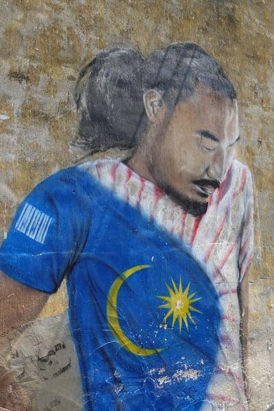 Georgetown Penang Malaysia Street-Art