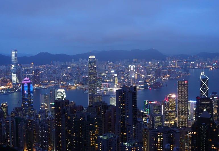 Hongkong – Die Stadt der Wolkenkratzer