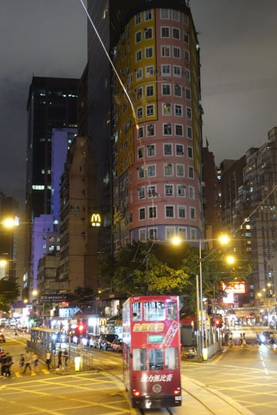 Hongkong Sehenswürdigkeiten Hongkong Island Stadtbild