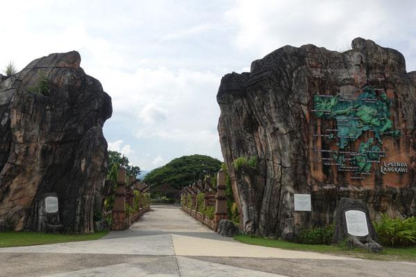 Langkawi Malaysia Sehenswürdigkeiten
