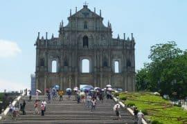 Macau Sehenswürdigkeiten Beitragsbild