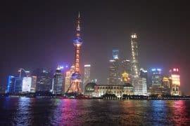 Shanghai China Beitragsbild