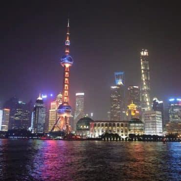 Shanghai – der glänzende Diamant Chinas