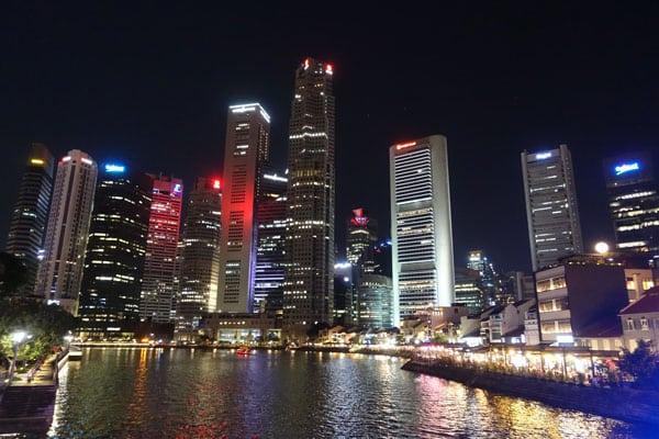 Singapur Sehenswürdigkeiten Clark Quay
