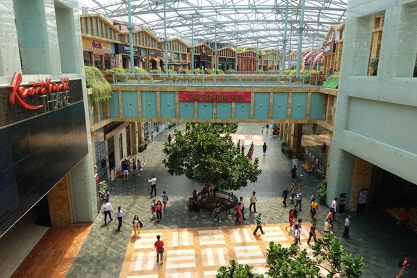 Sentosa Island Freizeitpark Singapur Sehenswürdigkeiten